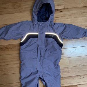 EUC Patagonia 12m snow suit